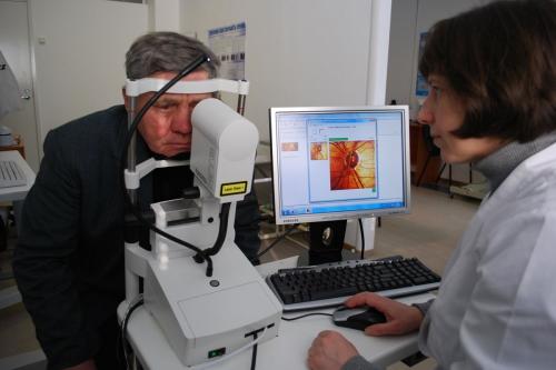 Проверить зрение и купить очки в твери